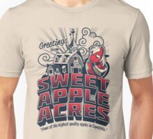 Greetings from Sweet Apple Acres - Variant Unisex T-Shirt