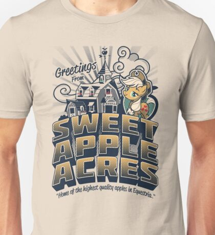 Greetings from Sweet Apple Acres Unisex T-Shirt