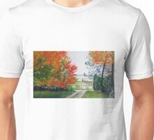 Minnesota Fall View Unisex T-Shirt