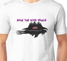 Save the Star Whale Unisex T-Shirt