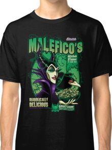 Malefico's - Wicked Flavor In Each Bite! Classic T-Shirt