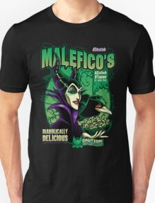 Malefico's - Wicked Flavor In Each Bite! Unisex T-Shirt