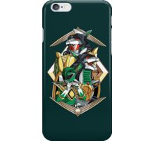 Green Legend iPhone Case/Skin