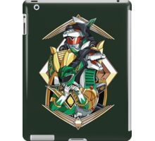 Green Legend iPad Case/Skin