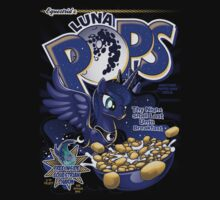 Equestria's Luna Pops Kids Tee