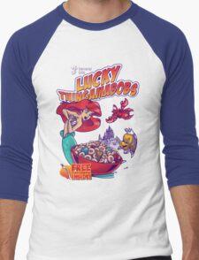 Lucky Thingamabobs Men's Baseball ¾ T-Shirt