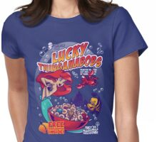 Lucky Thingamabobs Womens Fitted T-Shirt