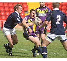 Gateshead Thunder 2008 - Stu Kain Photographic Print