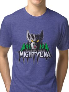 PokeSports - Petalburg Woods Mightyena Tri-blend T-Shirt