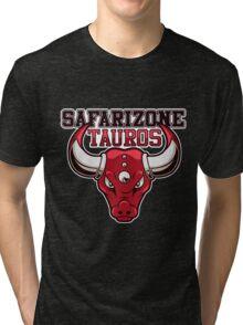 PokeSports - Safari Zone Tauros Tri-blend T-Shirt