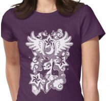 The New Lunar Republic Womens Fitted T-Shirt