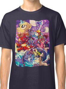 Avatar, The Last Air Unicorn Classic T-Shirt