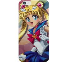 Sailor Moon - The Moonlight Reflection iPhone Case/Skin