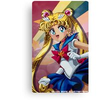 Sailor Moon - The Moonlight Reflection Canvas Print