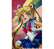 Sailor Moon - The Moonlight Reflection Photographic Print