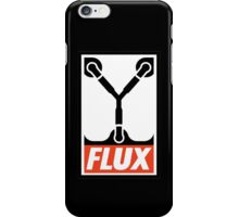 Obey the capacitor iPhone Case/Skin