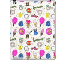 Growing Up in the 90s iPad Case/Skin