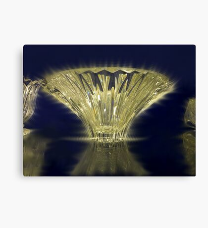 The Glowing Vase Canvas Print