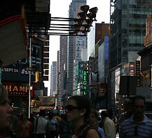 42nd Street by Jim Roche