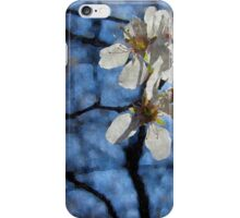 Silky Bunch of Flowers iPhone Case/Skin