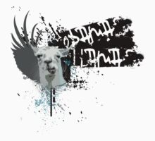 obama llama by asyrum