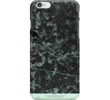 Maine USGS Historical Map Stetson SE 807210 1976 24000 iPhone Case/Skin
