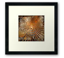 'Dimensions of the Open Heart' Framed Print