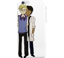 Cecilos iPhone Case/Skin