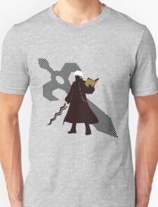 Robin (Male, Fire Emblem Version) - Sunset Shores Unisex T-Shirt