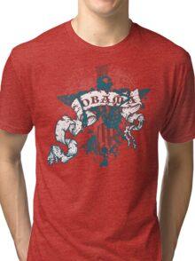 obama : freedom scrollz Tri-blend T-Shirt