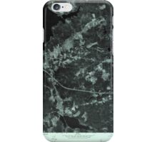 Maine USGS Historical Map Stetson SW 807211 1975 24000 iPhone Case/Skin