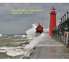 GALE WARNING 2 Photographic Print