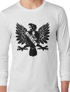 obama : heraldry Long Sleeve T-Shirt