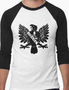 obama : heraldry Men's Baseball ¾ T-Shirt