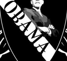 obama : heraldry Sticker