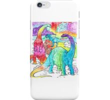 RAWR!! Im a dino! ^^ iPhone Case/Skin