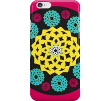 stars composite 2 - papercut patterns iPhone Case/Skin