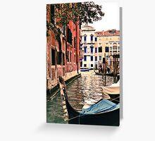 Venice 1 Greeting Card