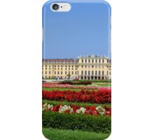 Schönbrunn Palace iPhone Case/Skin