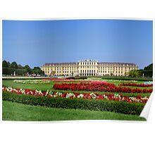 Schönbrunn Palace Poster