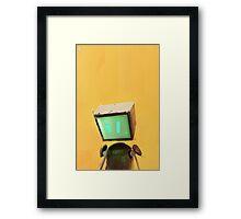 N°5 Framed Print