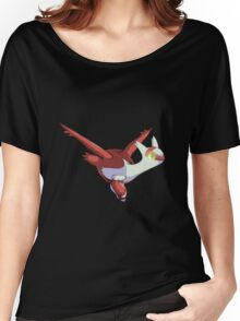 Adorable Gliding Latias Women's Relaxed Fit T-Shirt