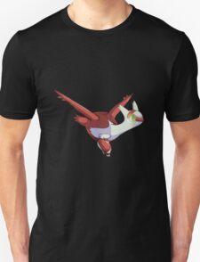 Adorable Gliding Latias Unisex T-Shirt