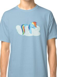 Rainbow Dash: Head in the Clouds Classic T-Shirt