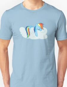 Rainbow Dash: Head in the Clouds T-Shirt