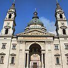 St Mary's Basilica  by Paula Bielnicka