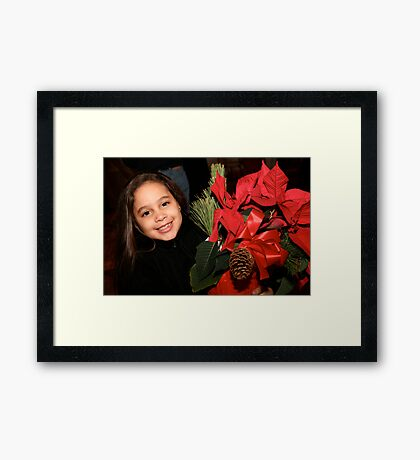 A Gift for you!!! Framed Print