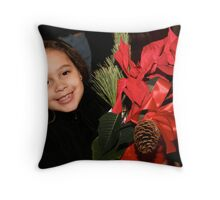 A Gift for you!!! Throw Pillow