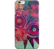 Watercolored Majora iPhone Case/Skin