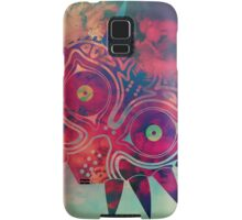 Watercolored Majora Samsung Galaxy Case/Skin
